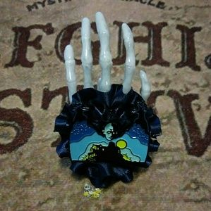 Nosferatu Skeleton Hand Hair Clip